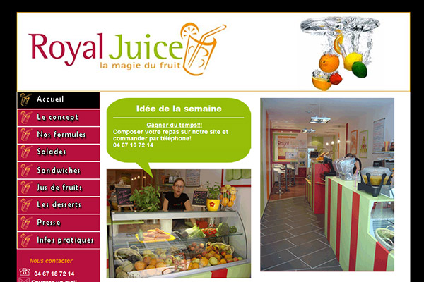 Royal Juice